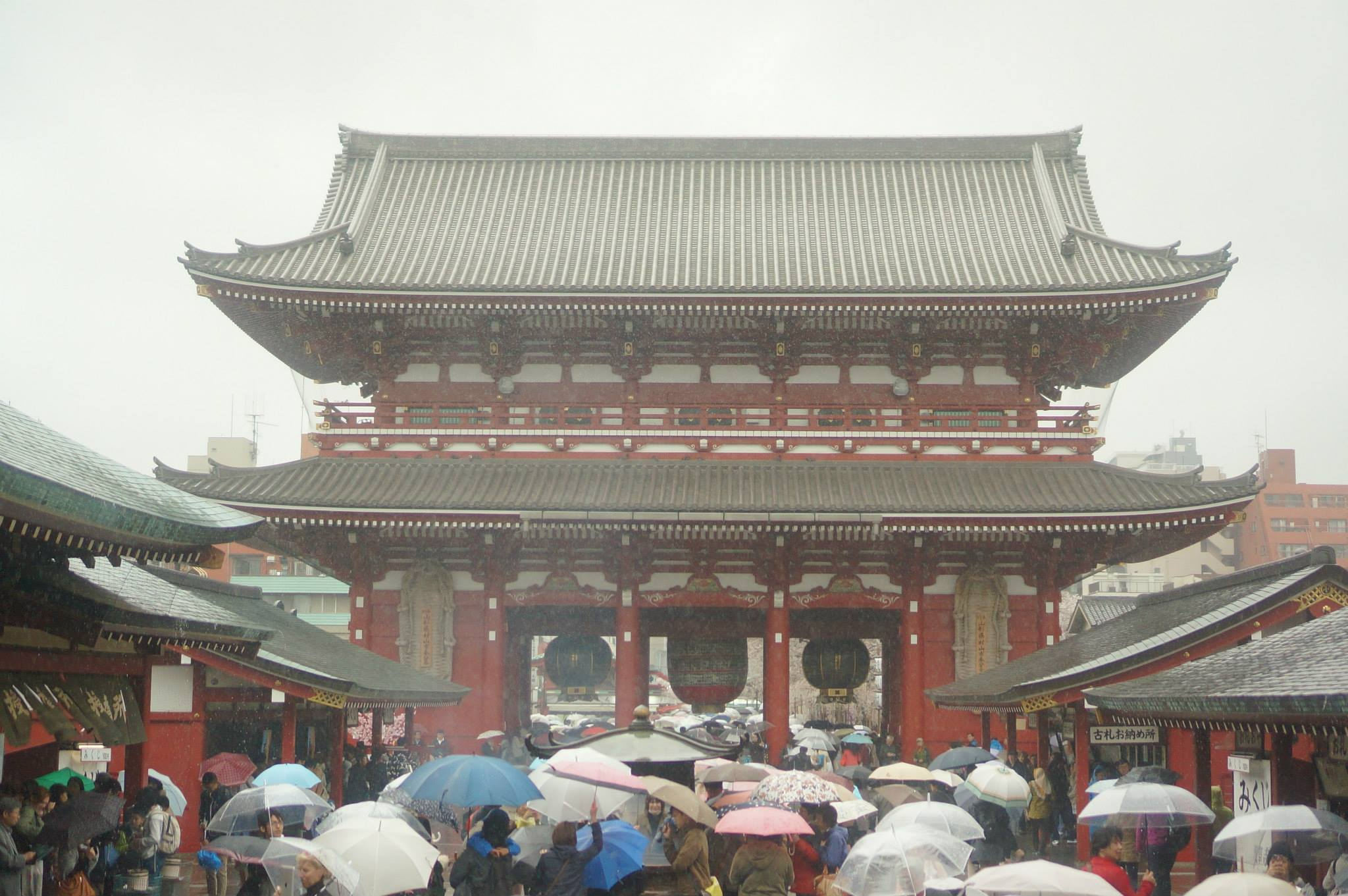 More Asakusa Shrine