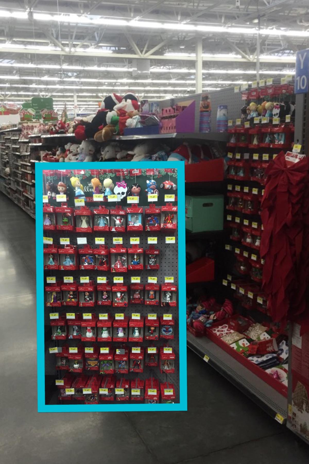 Hallmark at Walmart