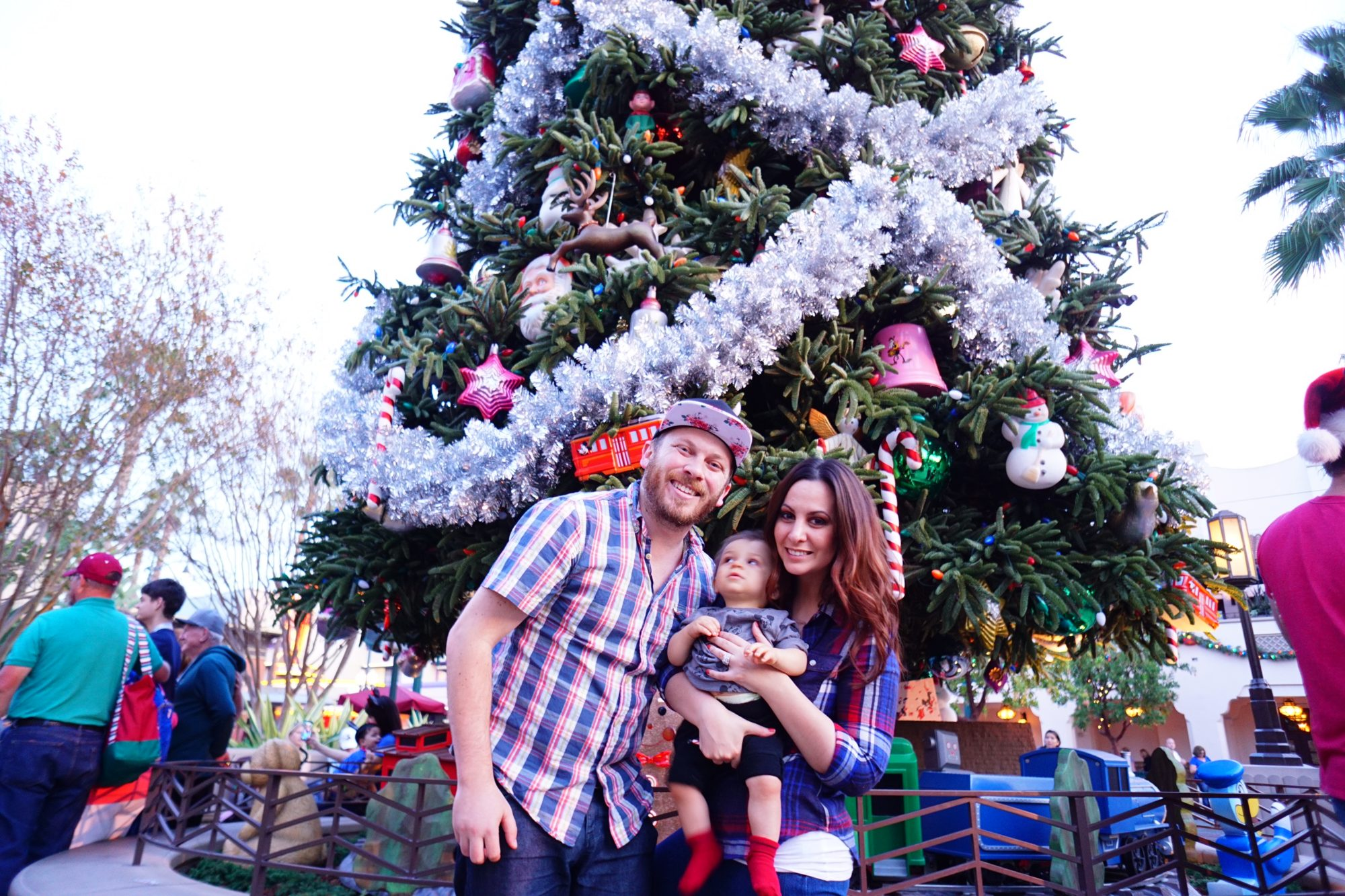 Family at Disney - TheFebruaryFox.com
