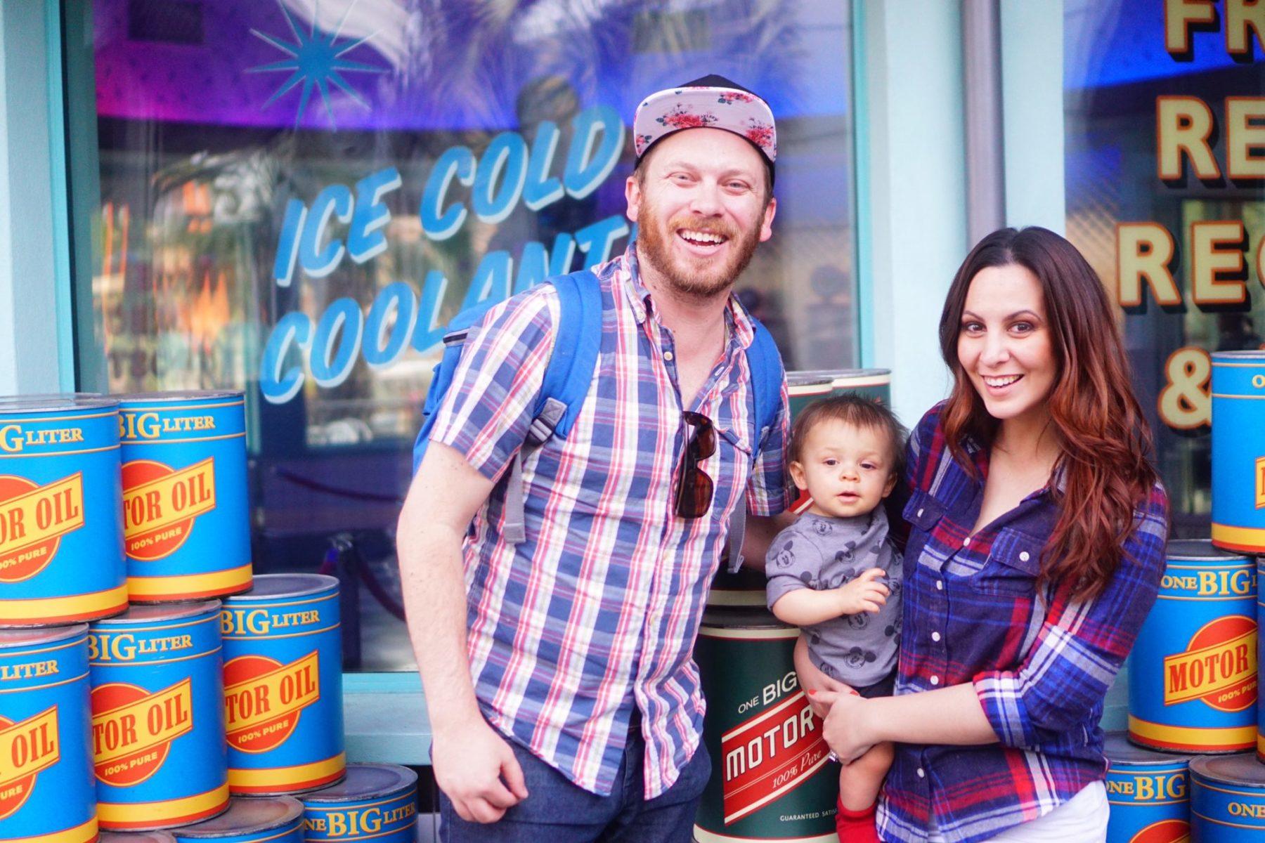 Disneyland - TheFebruaryFox.com