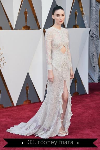 Rooney Mara 2016 Oscars - TheFebruaryFox.com