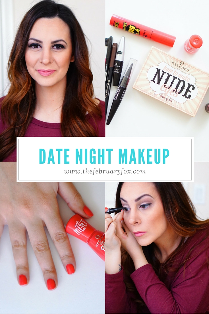 DATE NIGHT MAKEUP