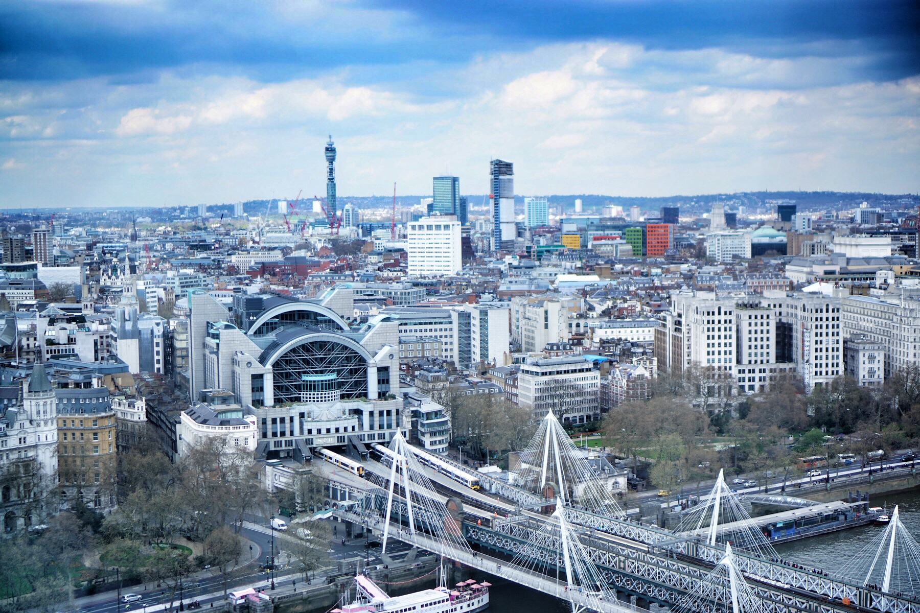 The London Eye - TheFebruaryFox.com