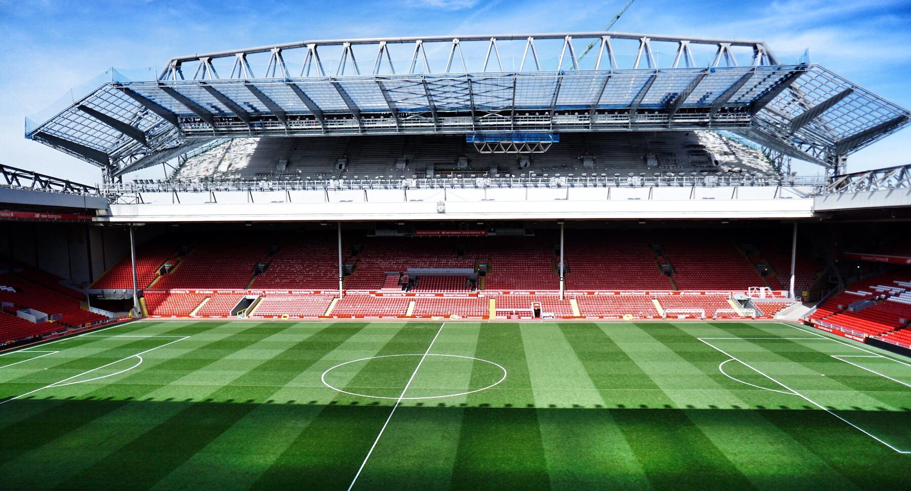 Anfield, Liverpool - TheFebruaryFox.com