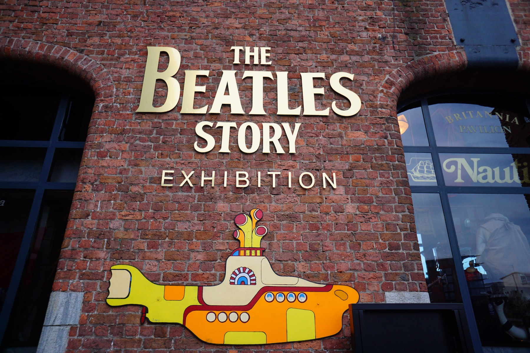 The Beatles Story - TheFebruaryFox.com