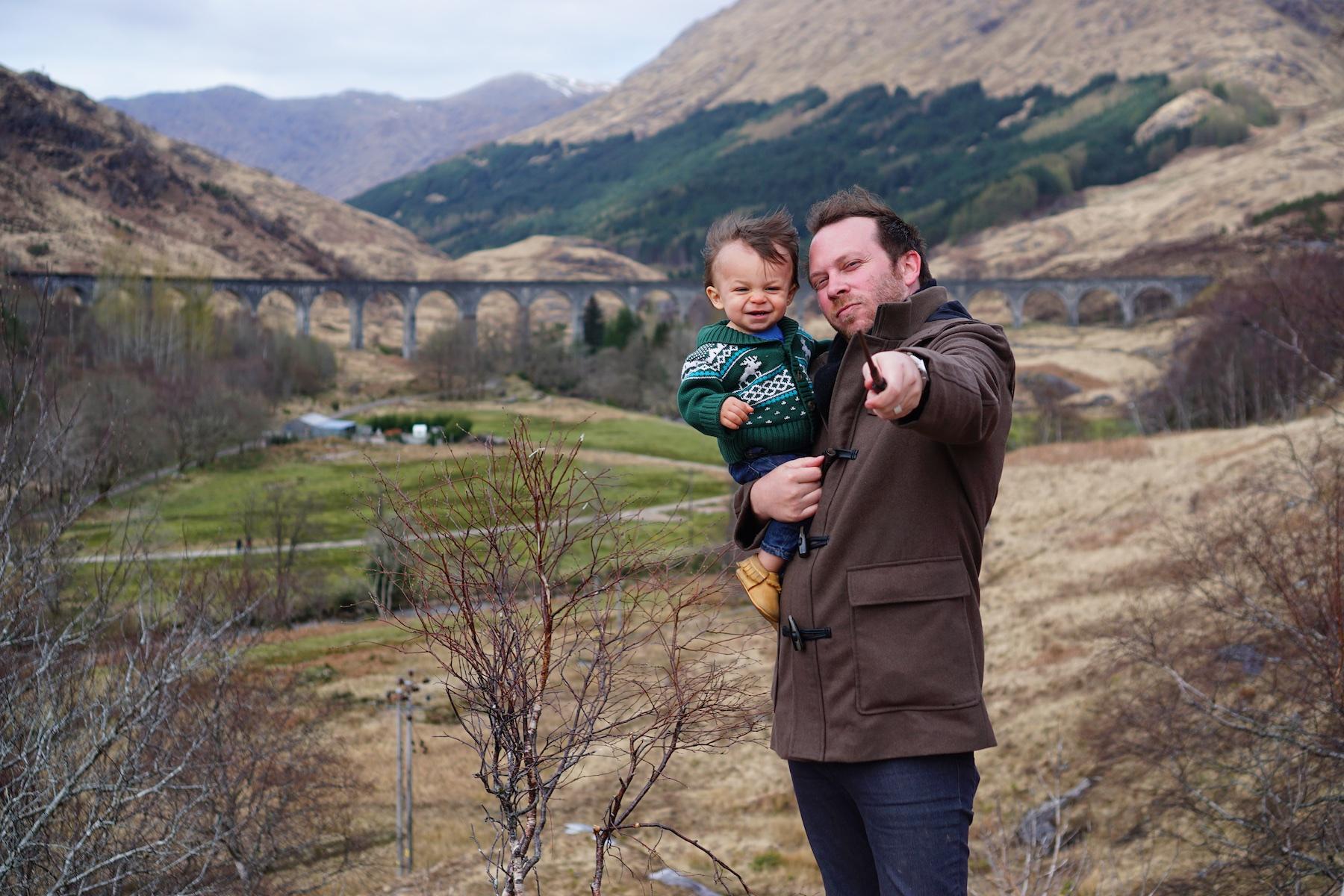 Glenfinnan Viaduct - TheFebruaryFox.com