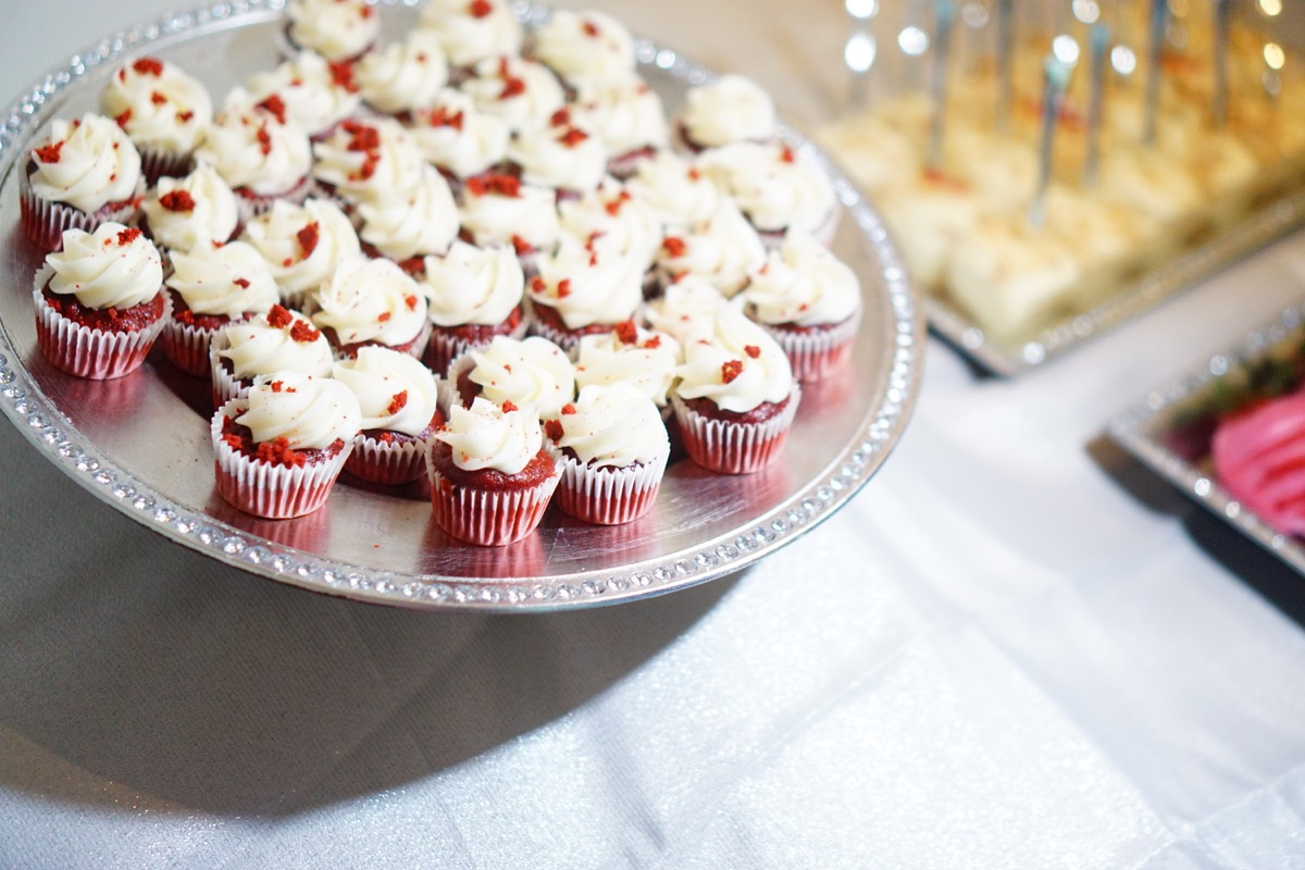 Cupcakes and Cocktails - TheFebruaryFox.com