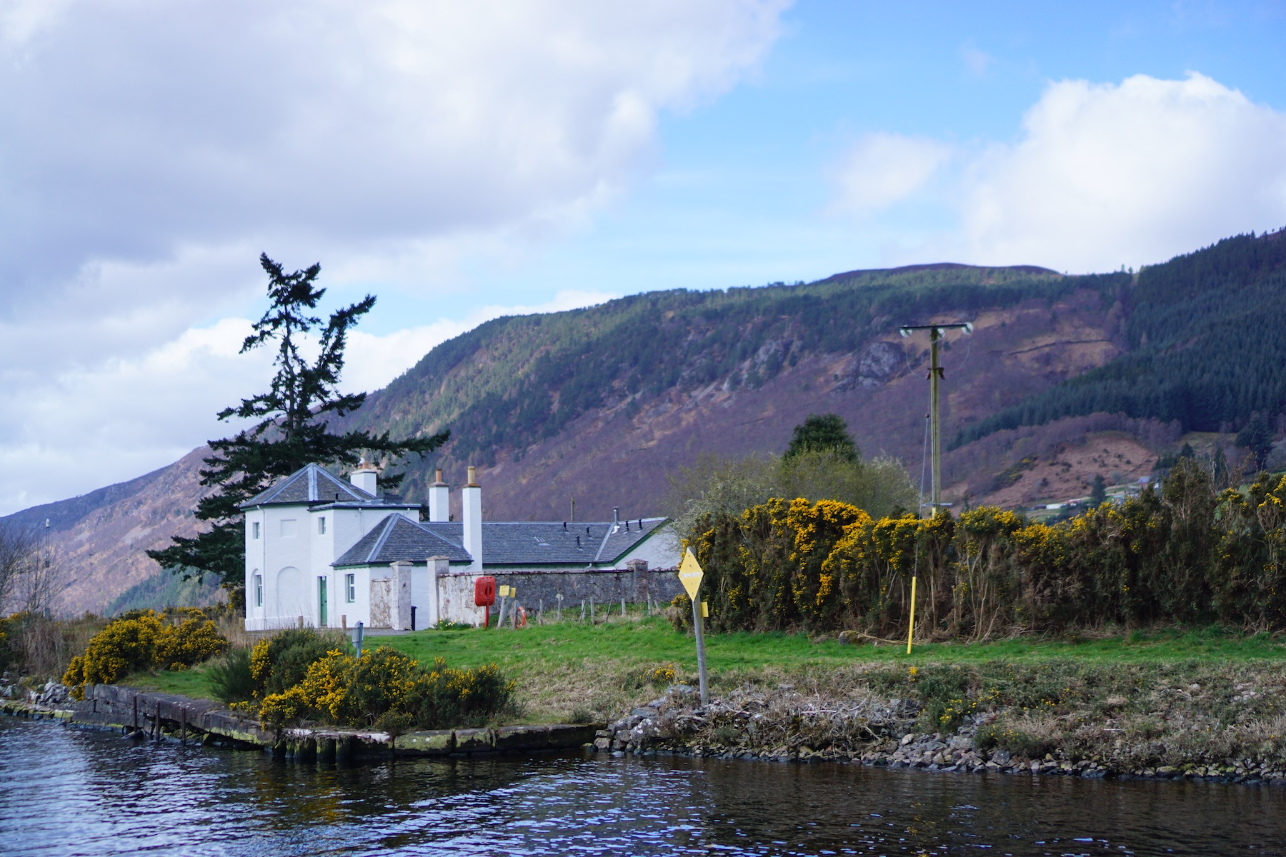 Loch Ness, Scotland