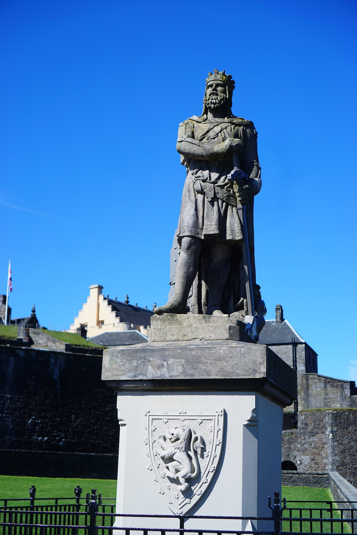 Stirling Castle - TheFebruaryFox.com