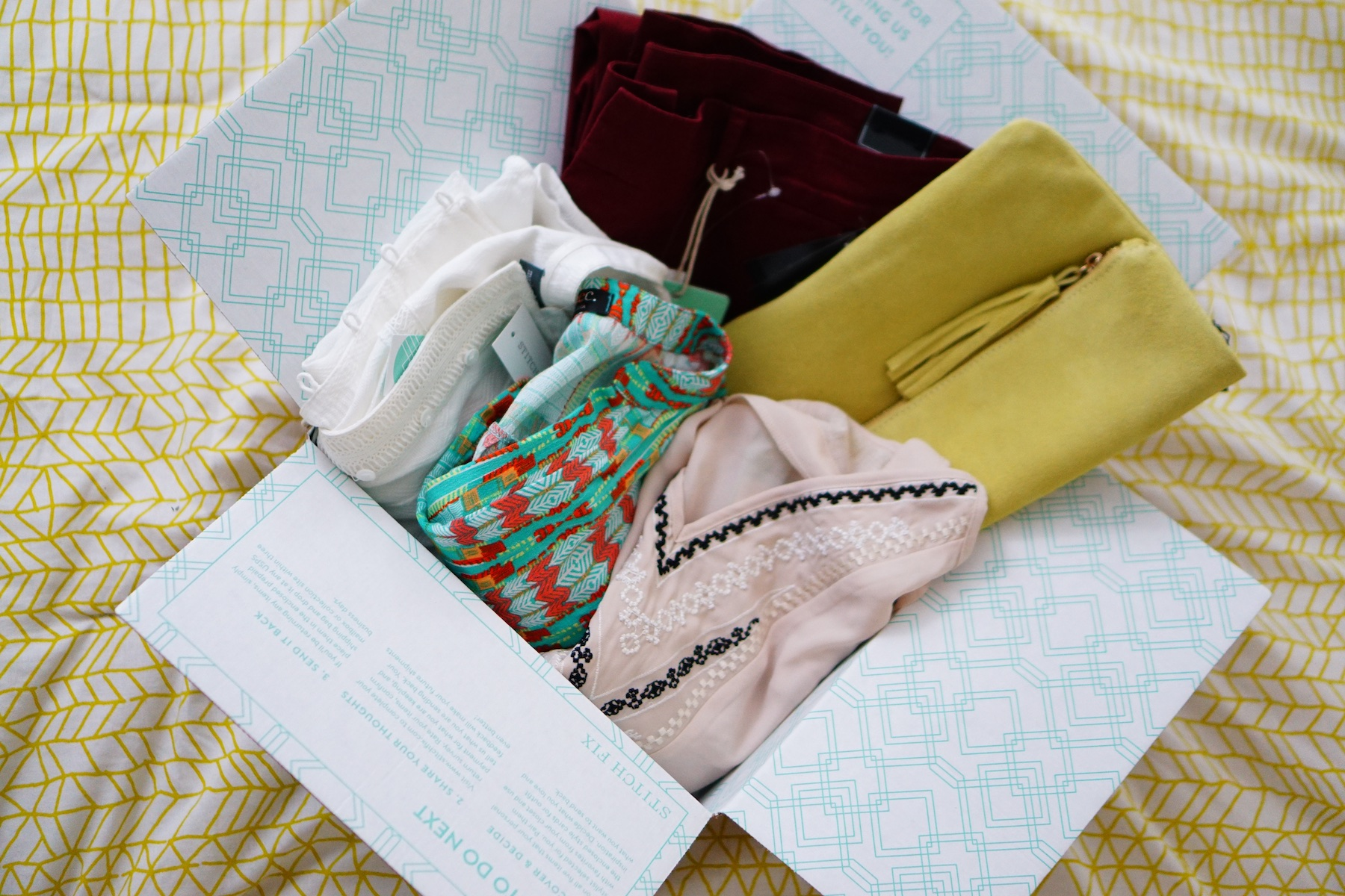 Stitch Fix Review - TheFebruaryFox.com
