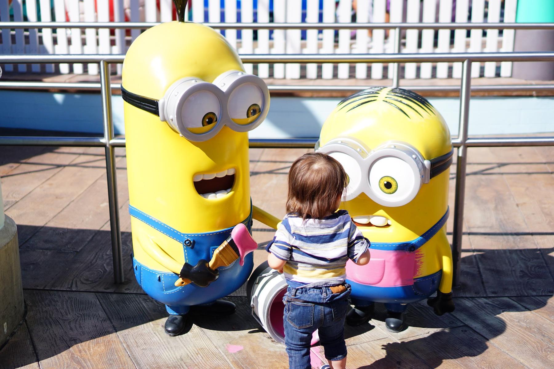 Universal Studios Hollywood - TheFebruaryFox.com