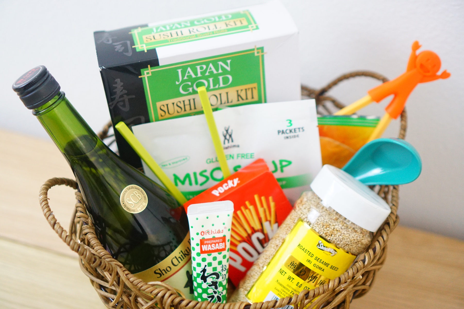 Sushi Making - TheFebruaryFox.com