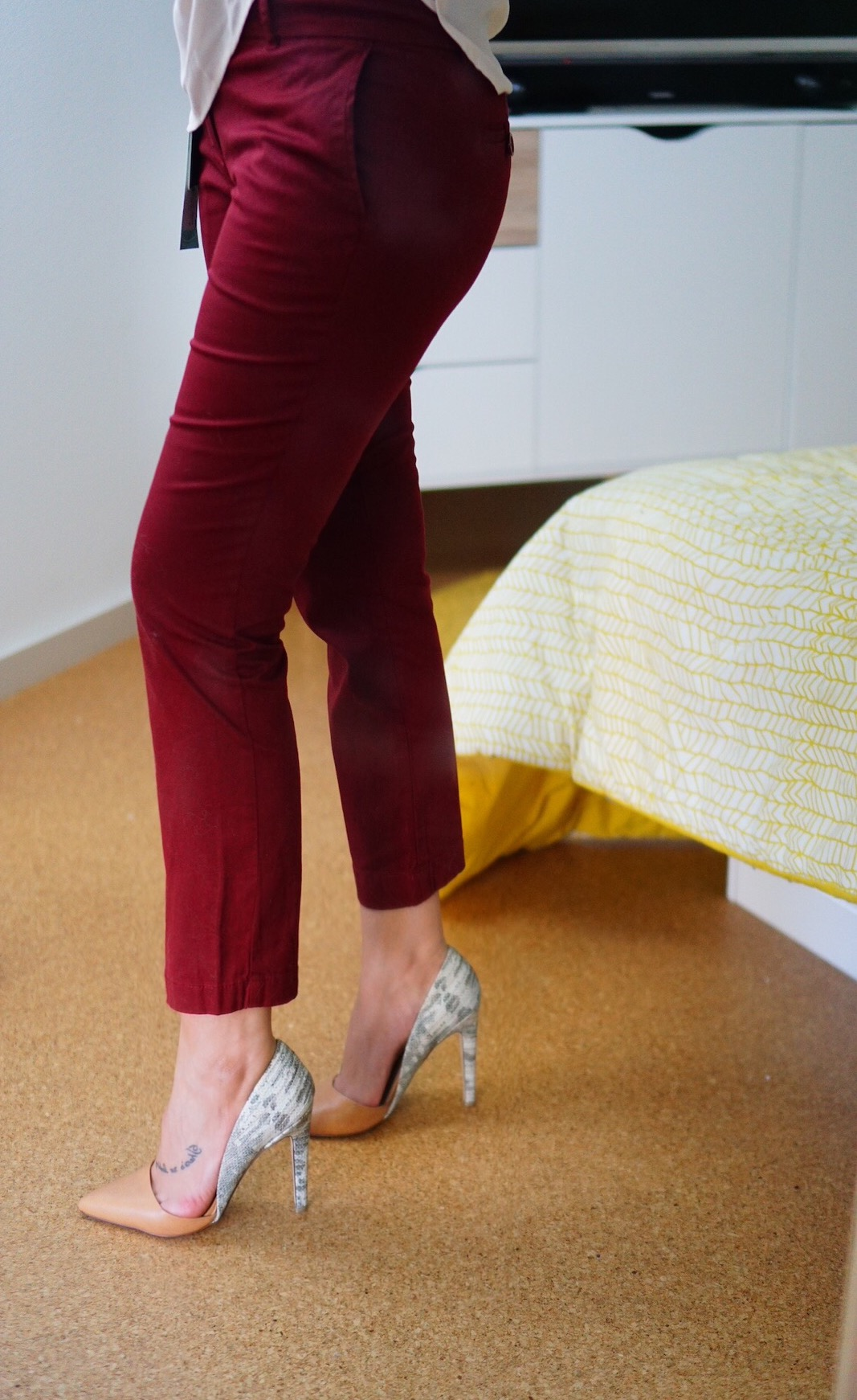 Stitch Fix Kut From The Kloth Siena Cropped Pant - TheFebruaryFox.com