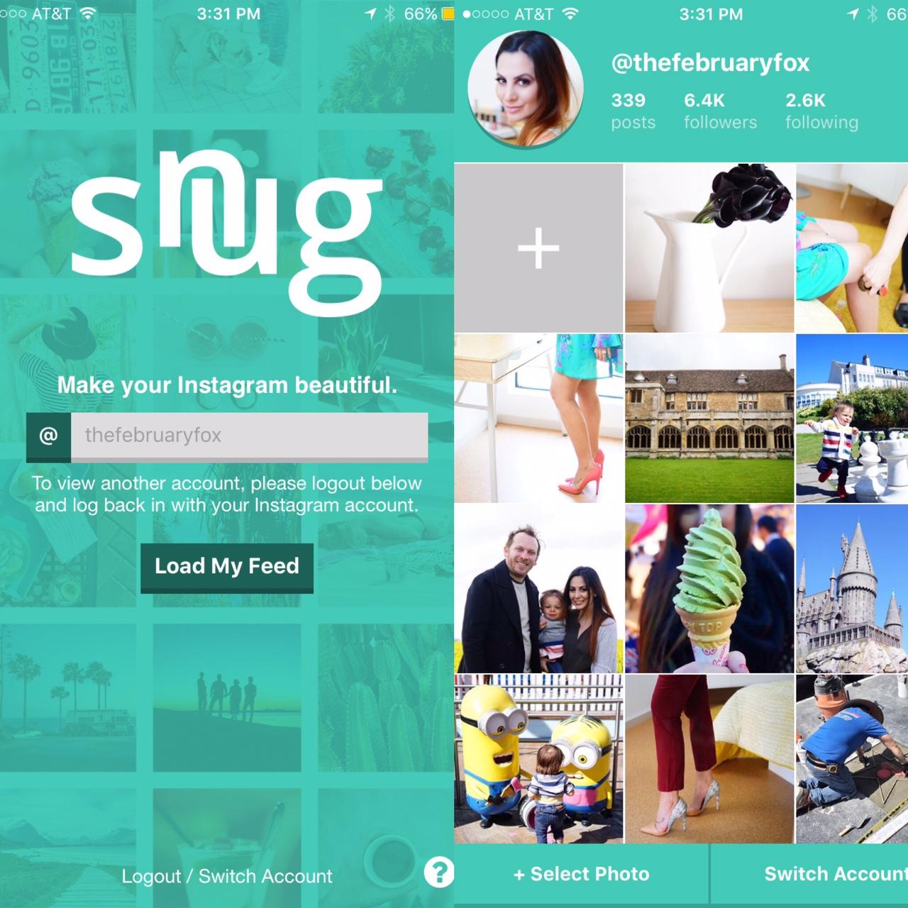 Snug App - TheFebruaryFox.com