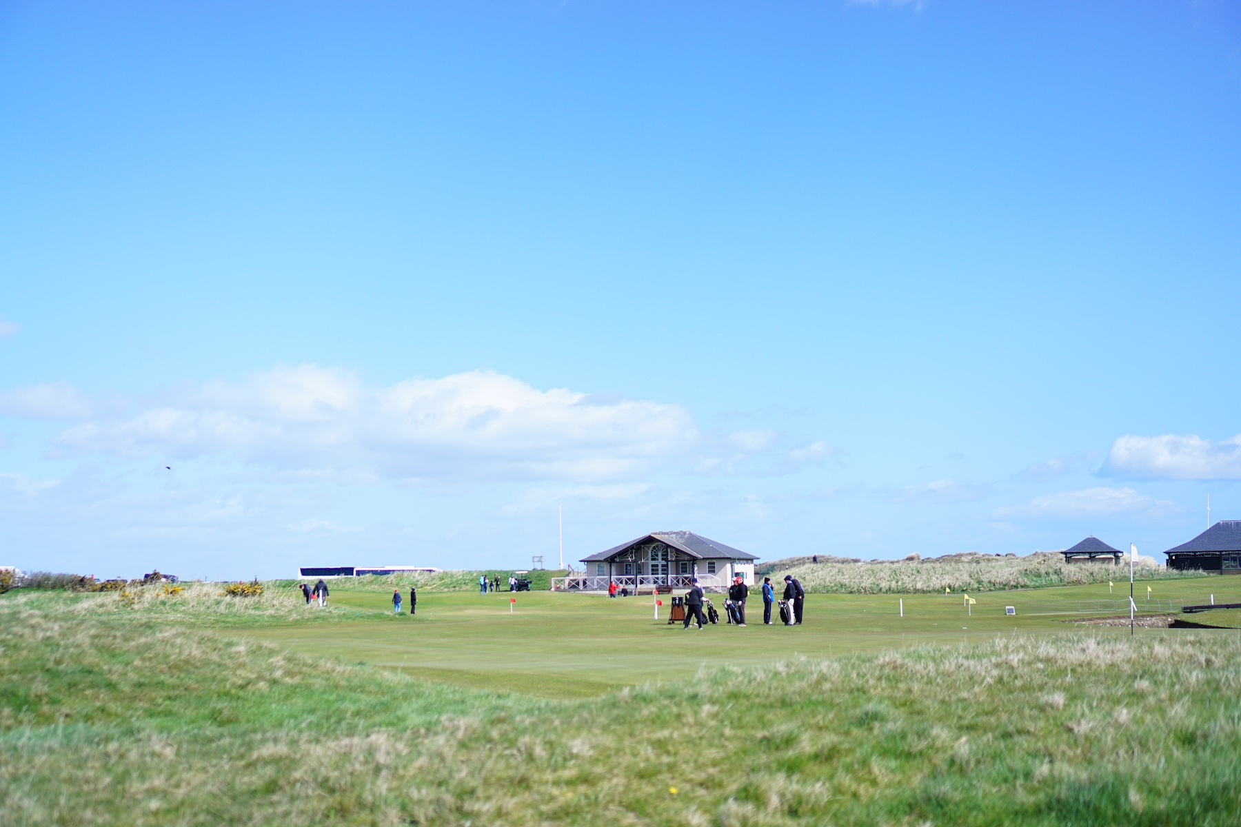 "St. Andrews Links, Scotland ""Home of Golf"""
