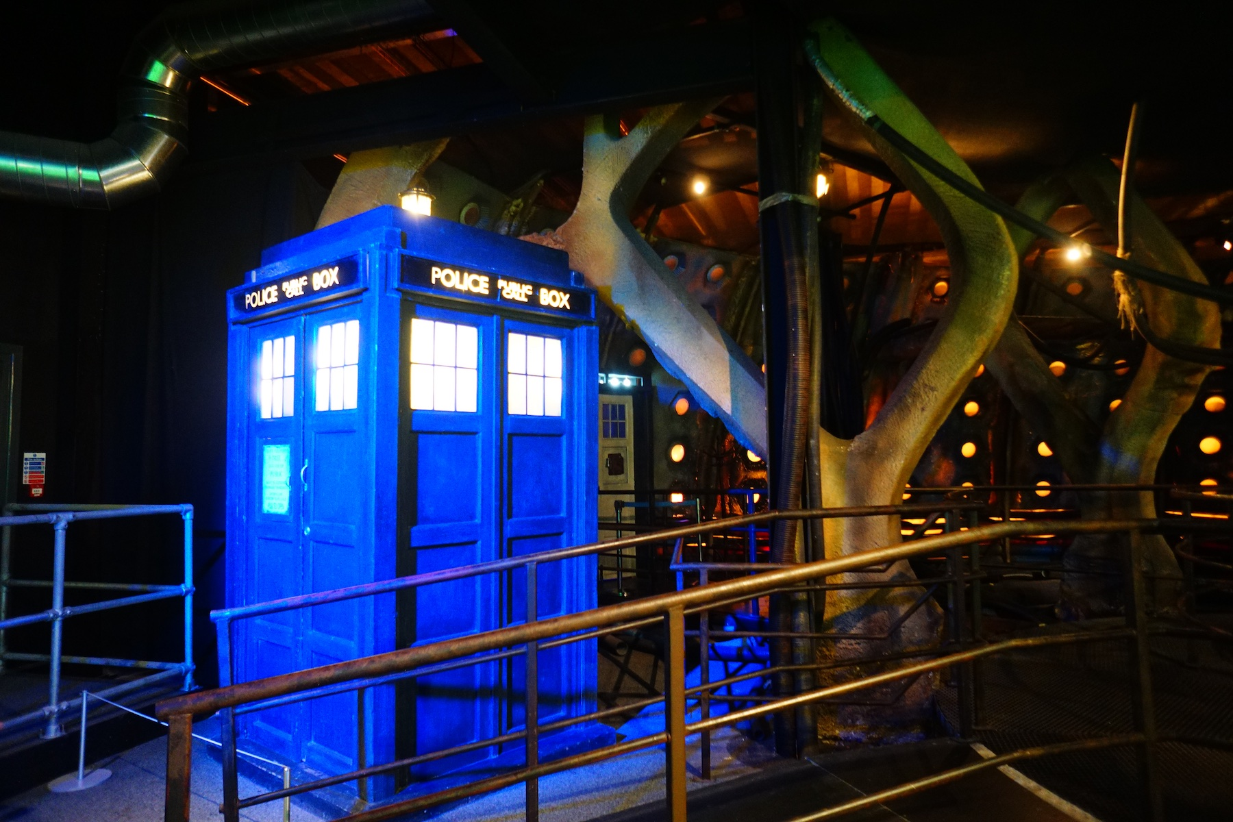 Dr. Who Experience, Wales, UK