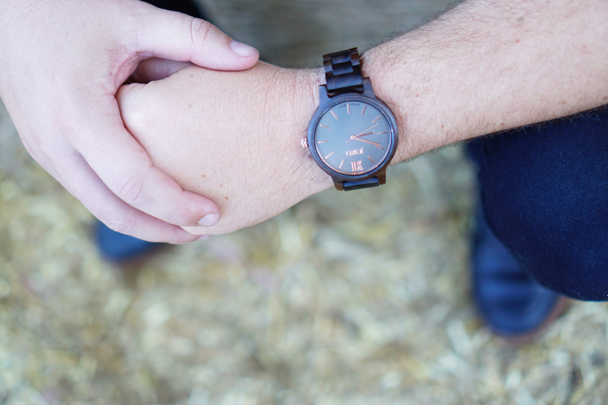 Spanning Time Together - Men's Gift