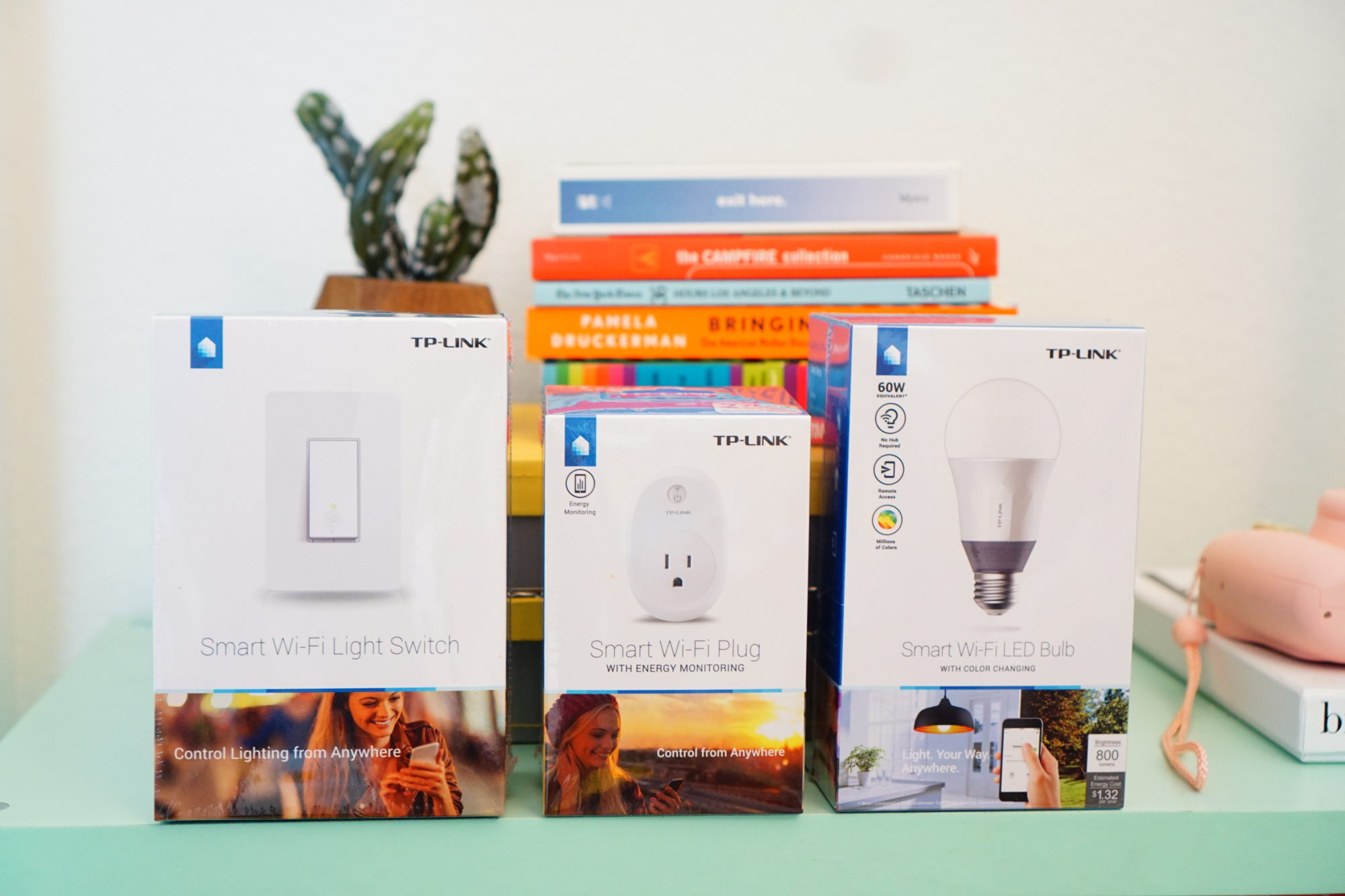 Making Our Home Smarter with the Tap of an App