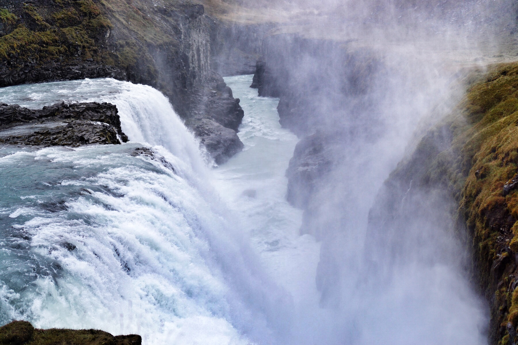 Iceland Travel Series: Gullfoss